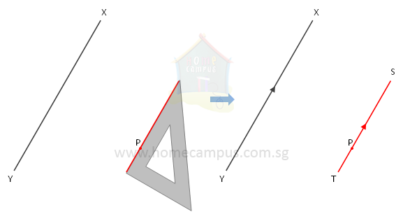Drawing Parallel Lines With Set Squares : Perpendicular and parallel lines home campus