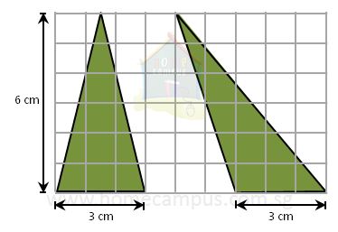 Finding the area of a triangle home campus find the area of a triangle that has a base of 3 cm and a height of 6 cm ccuart Gallery